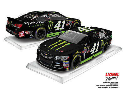 Kurt Busch 2016 Monster Energy 1/24Th 1 Of 745 Ships From Canada