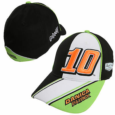 Danica Patrick Godaddy Backstretch Hat Chase Authentics New With Tags