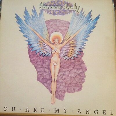You Are My Angel - Vinyl LP - Horace Andy