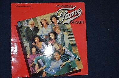 "The Kids From Fame ‎– The Kids From Fame Again LP Album 12"" Vinyl  Record"
