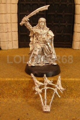 HARADRIM CHIEFTAIN - Lord Of The Rings Metal Figure(s)