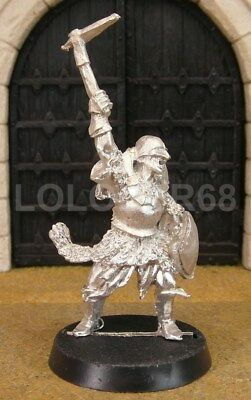 ORC CAPTAIN - Lord Of The Rings Metal Figure(s)