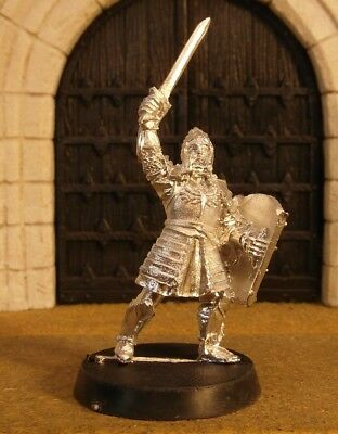 MINAS TIRITH CAPTAIN - Lord Of The Rings Metal Figure(s)
