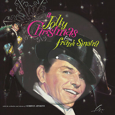 Frank Sinatra - A Jolly Christmas  - Picture Disc Vinyl LP *NEW*