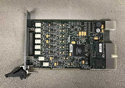 National Instruments NI PXI-6133 S-Series 8-Ch 14-bit 2.5 MS/s Multifunction DAQ
