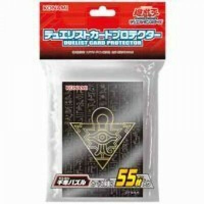 Konami Yu-Gi-Oh OCG Duel Monsters Duelist Card Protector Millennial Puzzle Pack