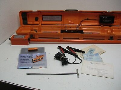 SCHONSTEDT MAC 51Bx  PIPE SONDE WIRE PIPE LINE CABLE LOCATOR, SURVEYING