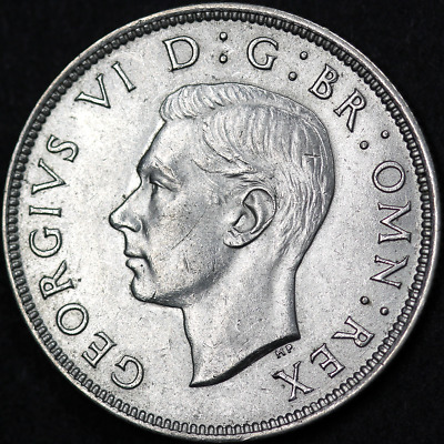 1946 George VI Silver Florin - Very High Grade
