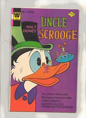 UNCLE SCROOGE No 130  MICRO DUCKS FROM OUTER SPACE! with DONALD DUCK