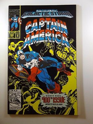 Captain America #400 80-Page Anniversary Spectacular!! NM- Condition!!