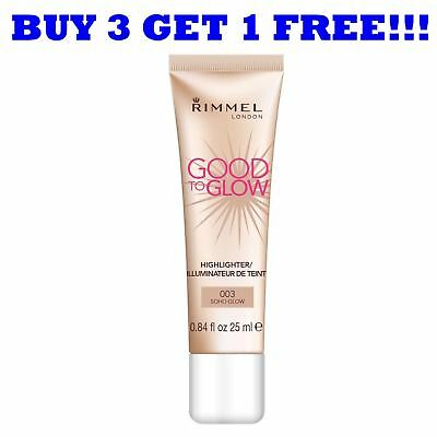 Rimmel Blush Good To Glow Soho Glow 003 25ml