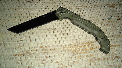 Cold Steel Rawles Voyager XL Tanto 50/50 - Limited Signature Edition NEU !!!