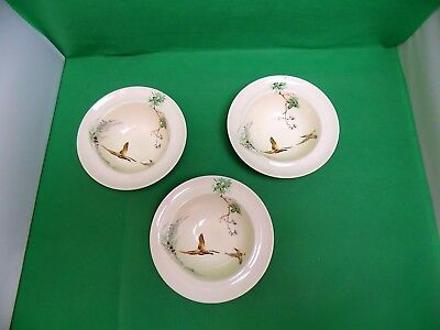 Royal Doulton The Coppice Cereal Bowls x 3
