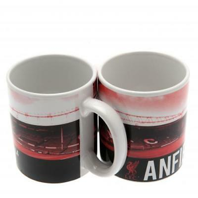Liverpool Mug Stadium Cup Coffee Tea Gift New Official Licensed Football Product