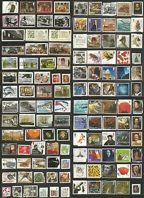 large collection gb recent modern commemoratives kiloware DIFFERENT to 2017