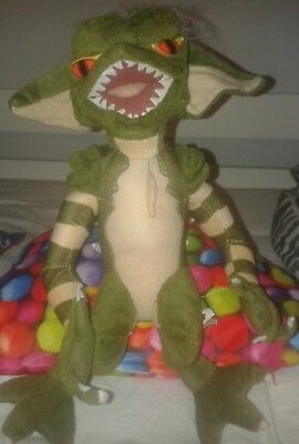 "Vintage Large 14"" GREMLIN Spike SOFT TOY"