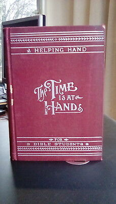Watchtower: The Time is at Hand. - Lamp - Vol. II - 875,000