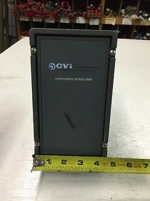 *NEW* CVI Inc. Positioner Series 8800