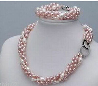 Finery real freshwater pearl necklace Bracelet