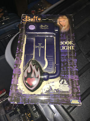 Buffy the vampire slayer book light