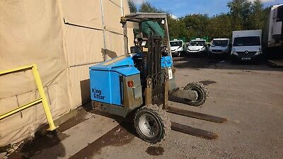 Truck/Lorry mounted forklift Terberg Kinglifter Like a Moffet Mounty