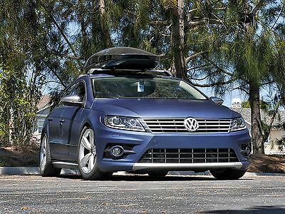 2013 Volkswagen CC Sport 430hp Stage-3 with 4-motion swap is the ultimate CC