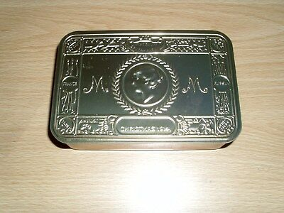 """ Princess Mary Forces Xmas Tin 1914 ""  - Dail Mail Replica.brand New."