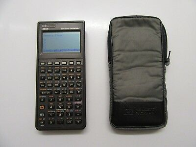 Hewlett Packard HP 48SX Scientific Expandable - Used/Cosmetics