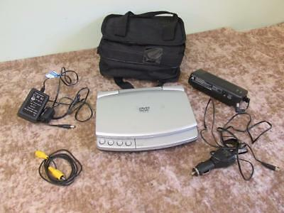 Portable DVD Player And Case