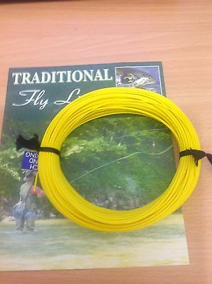New Super Smooth Flyline Wf 7 Floating Normal Rrp £29.99