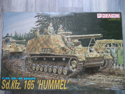 "Sd. Kfz. 165 ""Hummel"", 1/35, Dragon"