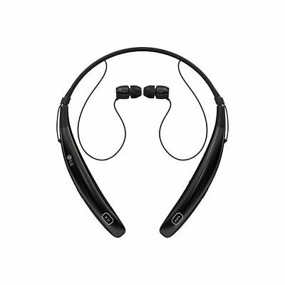 LG TONE PRO™ Wireless Stereo Headset HBS-770.AGEUBK Black Cuffie Bluetooth NUOVO