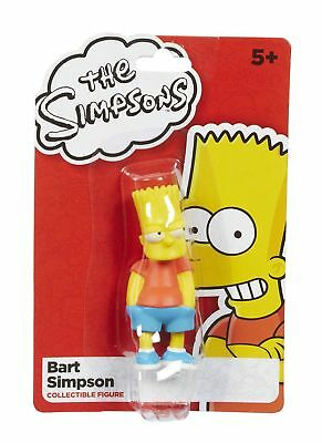 NEW - The Simpsons - Bart Collectible Figure - 7cm - Age 5+