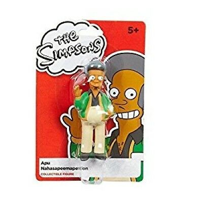 NEW - The Simpsons - Apu Collectible Figure - 9cm - Age 5+