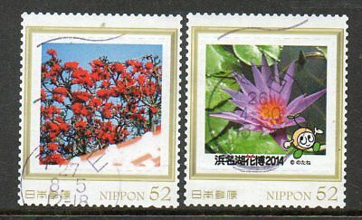 JAPAN, 2 different, /9-28e /,used