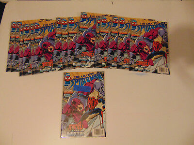 THE AMAZING SPIDER-MAN #415 (Sep 1996, Marvel)  Onslaught Impact 2