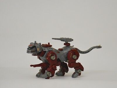 zoids - OER - Hellcat - TOMY figure with instructions.