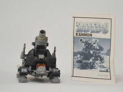 zoids - OER - Kannon - TOMY figure with instructions.