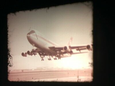 16mm Cine Film - TV Times Promotional Film For Travel Industry - F13/7