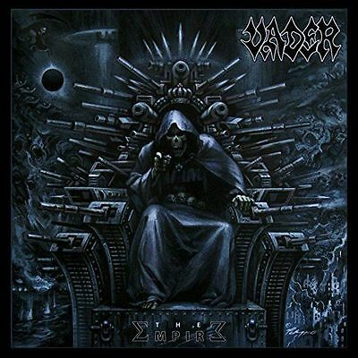 The Empire VADER ( POLAND DEATH METAL CD ) FREE SHIPPING