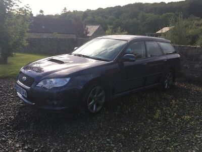 Subaru Legacy - spares or repairs RE-LISTED DUE TO TIMEWASTER