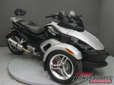 Can-Am SPYDER GS SM5  2009 Can-AM SPYDER GS SM5 Used FREE SHIPPING OVER $5000