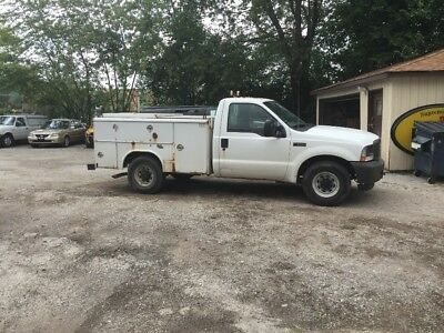 2004 Ford F-250  2004 Ford F-250