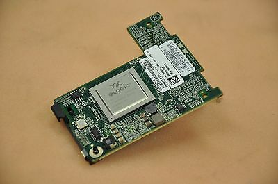 DELL 0MPW51 Qlogic QME2572 8Gbps Fibre Channel Card M1000E-Series Blade Servers