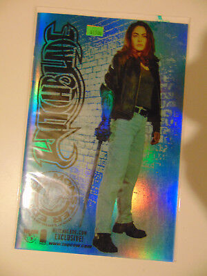 WITCHBLADE: MOVIE EDITION #1 (2000, Image) MONSTER EDITION VARIANT  NO RESERVE!