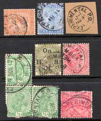 India  Experimental P O Cancels