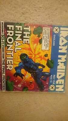 Iron Maiden The Final Frontier promotional single