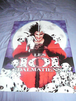 GLEN CLOSE 101 DALMATIANS PIN UP POSTER PHOTO AFFICHE 16 x 21 CLIPPING
