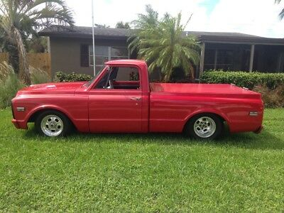 1970 Chevrolet C-10 Short bed chevy c10