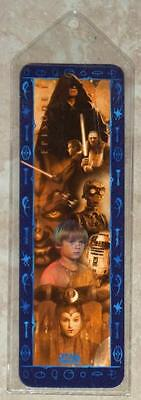 Star Wars Episode I Phantom Menace Collage Bookmark~ New In Plasticine Cover